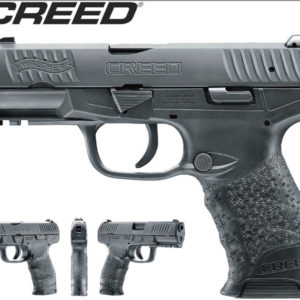 New From Walther Arms: the Creed 9mm Pistol