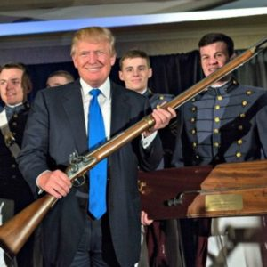 Trump Releases His 2nd Amendment Policies, And It's Making Millions Angry