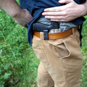 BEGINNERS: What To Expect The First Time You Carry A Firearm