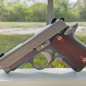 [FIREARM REVIEW] Kimber Micro 9 CDP