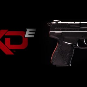 Springfield Armory Introduces New XDE Model, And It's Got A Hammer