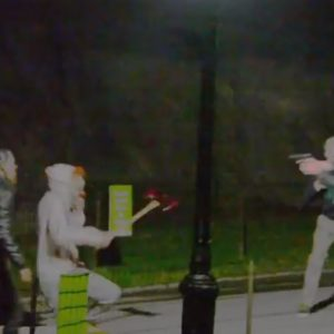 "[VIDEO] Killer Clown ""Prank"" Goes Very Wrong When They Encounter An Armed Citizen"